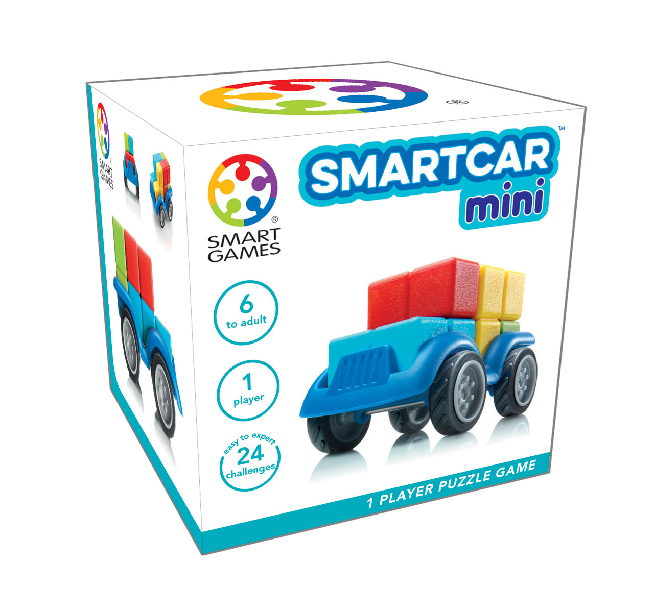 Joc puzzle - Smartcar Mini | Smart Games