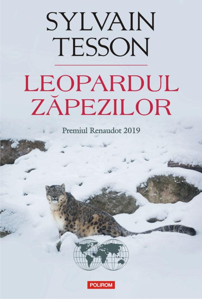 Leopardul zapezilor | Sylvain Tesson