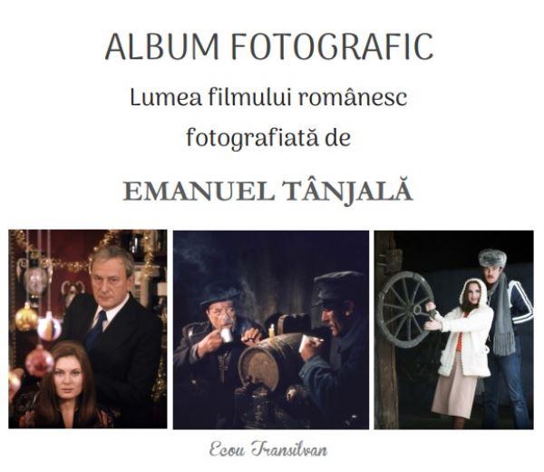 Lumea filmului romanesc fotografiata