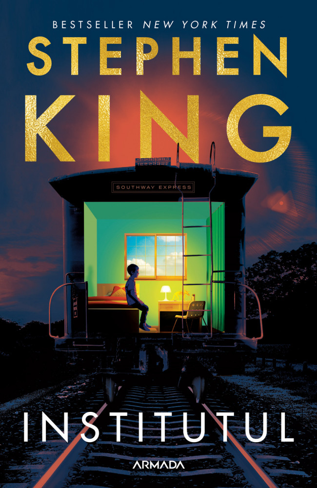 Institutul | Stephen King