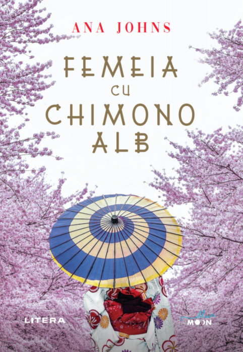 Femeia cu Chimono Alb | Ana Johns
