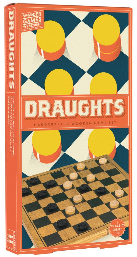Joc clasic - Draughts | Profesor Puzzle