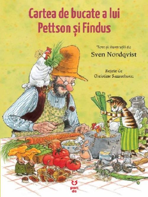 Imagine Cartea De Bucate A Lui Pettson Si Findus - Sven Nordqvist, Christine