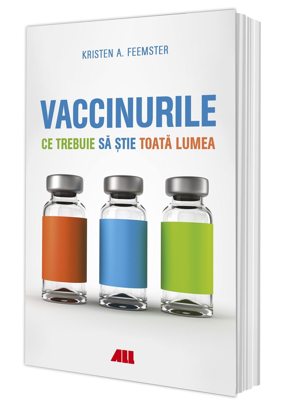 Vaccinurile. Ce trebuie sa stie toata lumea