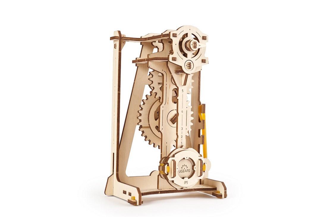 Puzzle 3D - Pendul / Pendulum | Ugears