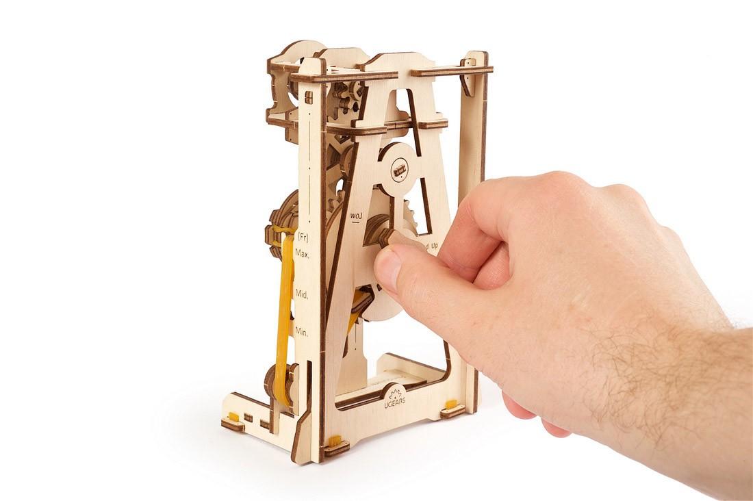 Puzzle 3D - Pendul / Pendulum | Ugears - 3