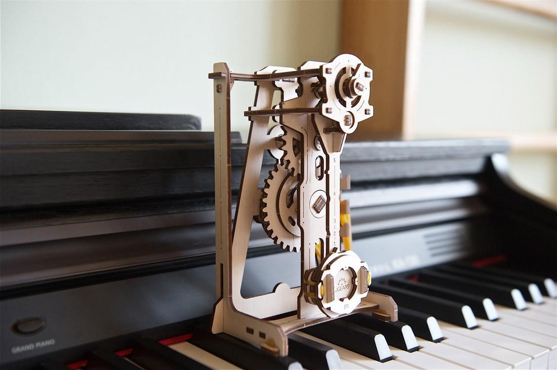 Puzzle 3D - Pendul / Pendulum | Ugears - 7