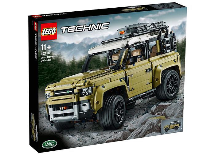 LEGO Technic - Land Rover Defender (42110) | LEGO