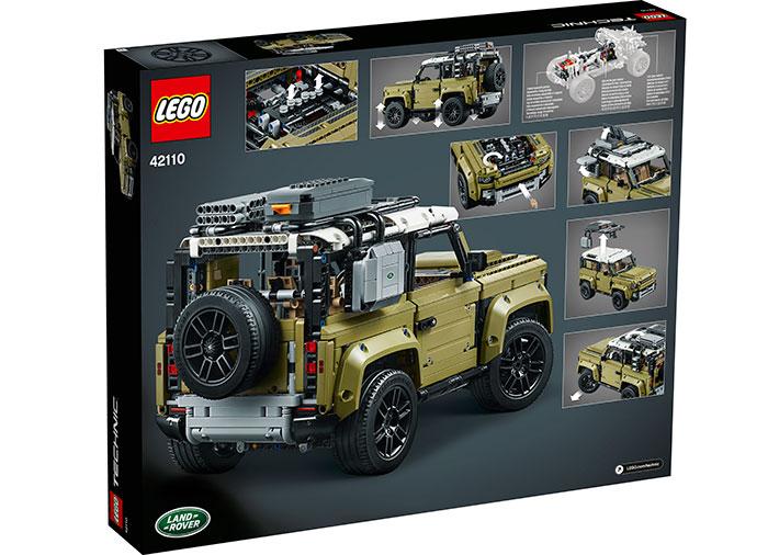 LEGO Technic - Land Rover Defender (42110) | LEGO - 2