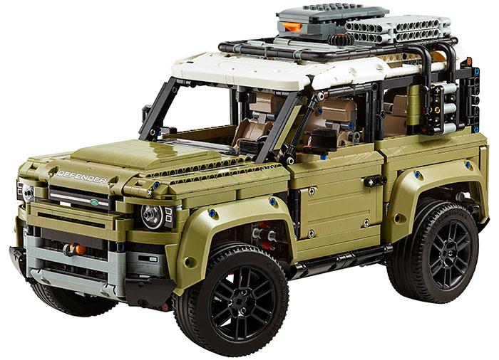 LEGO Technic - Land Rover Defender (42110) | LEGO - 1