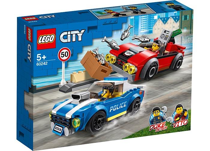 Arest pe autostrada (60242) | LEGO