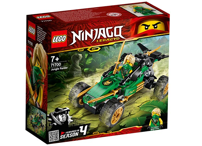 Jungle Raider (71700) | LEGO