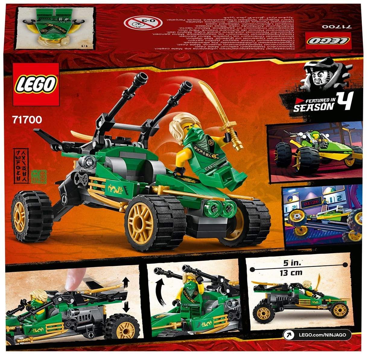 Jungle Raider (71700) | LEGO - 2