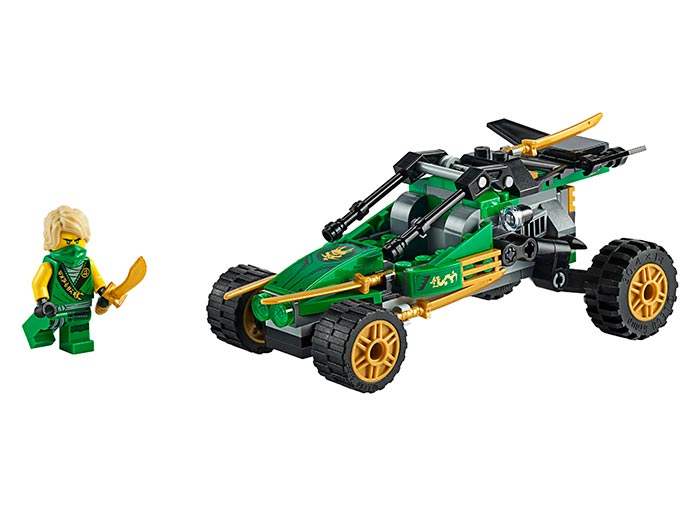 Jungle Raider (71700) | LEGO - 4