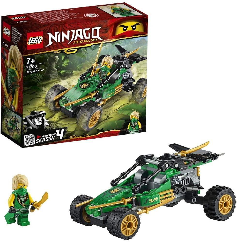 Jungle Raider (71700) | LEGO - 10