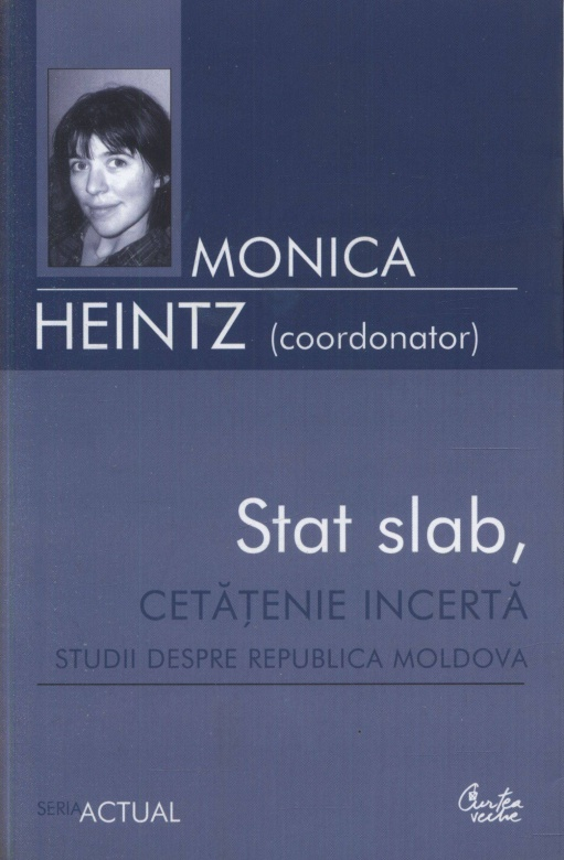 Stat slab, cetatenie incerta. Studii despre Republica Moldova