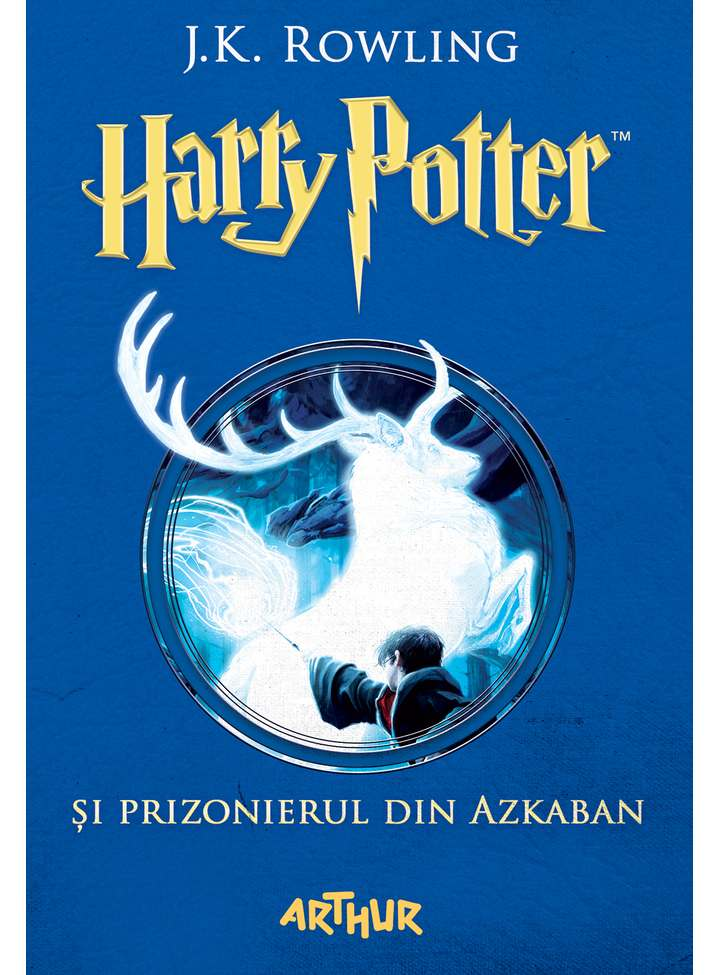 Harry Potter si prizonierul din Azkaban | J.K. Rowling