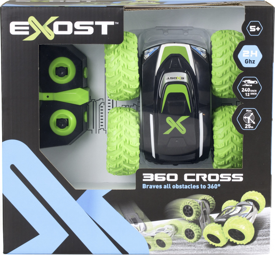 Masina cu radiocomanda - 360 Cross RC   Exost - 1