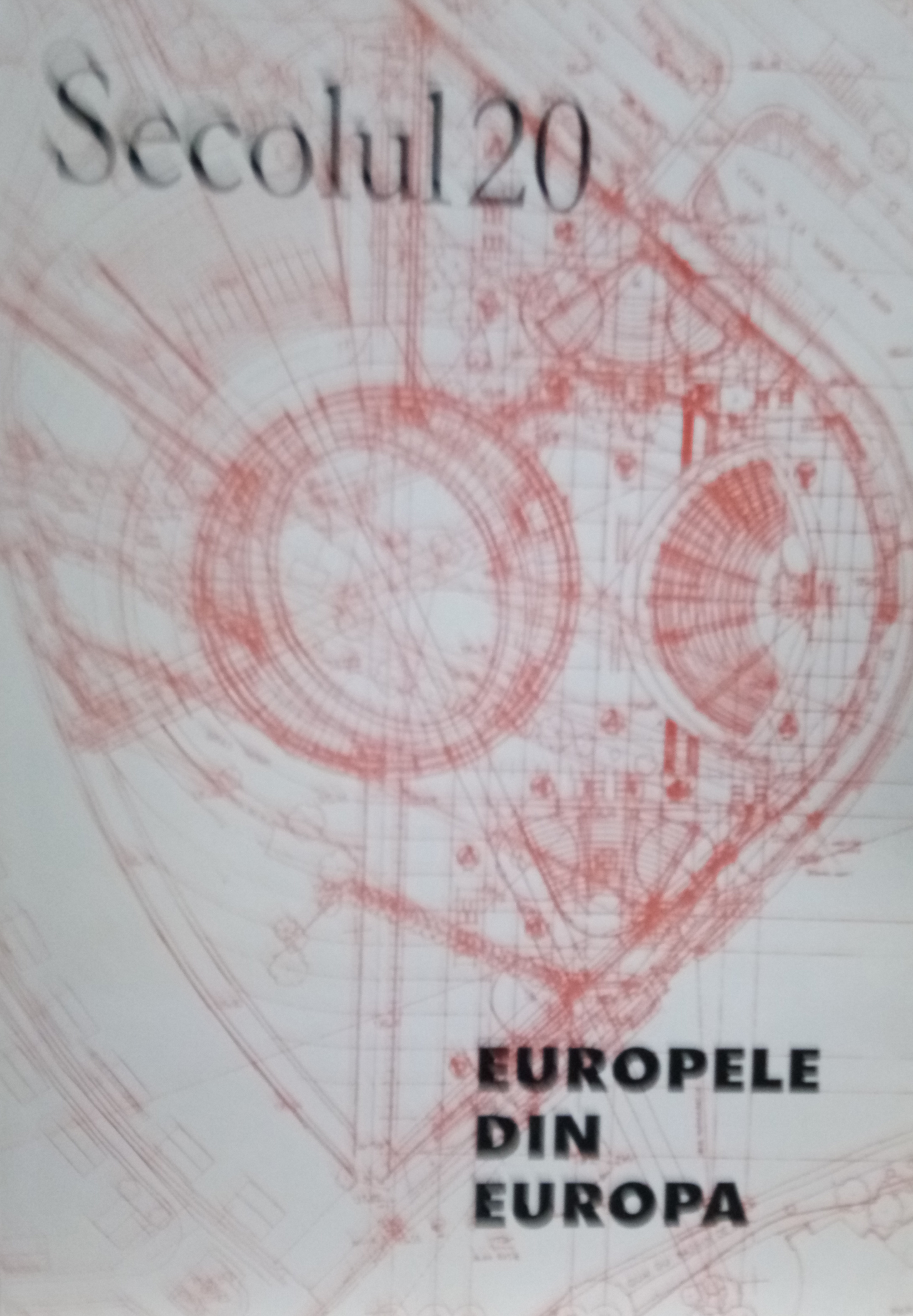 Secolul 20 - Europele din Europa