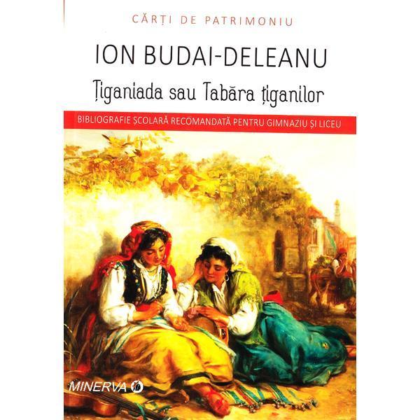 Tiganiada sau tabara tiganilor | Ion Budai-Deleanu