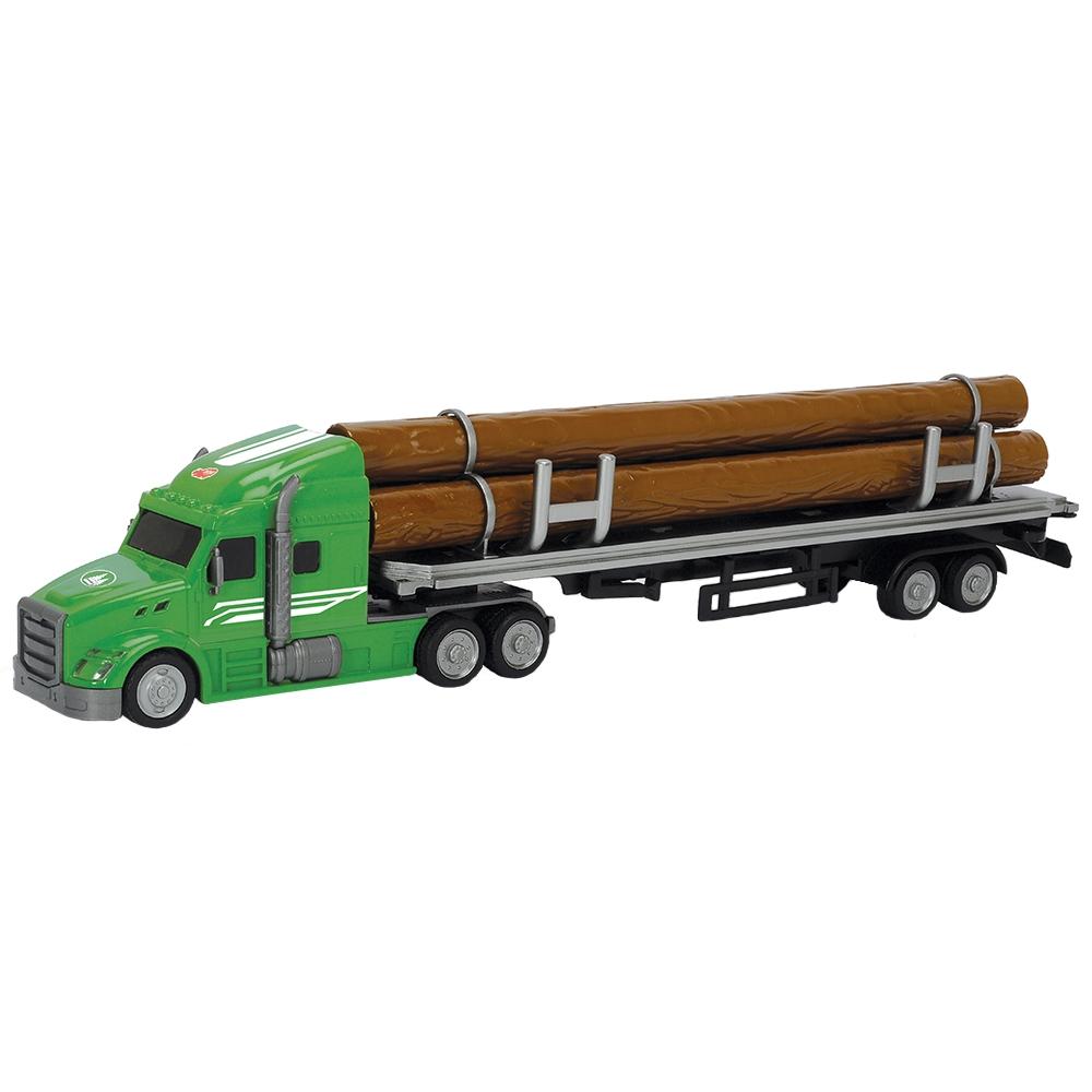 Masinunta - Camion pentru transport busteni | Dickie Toys