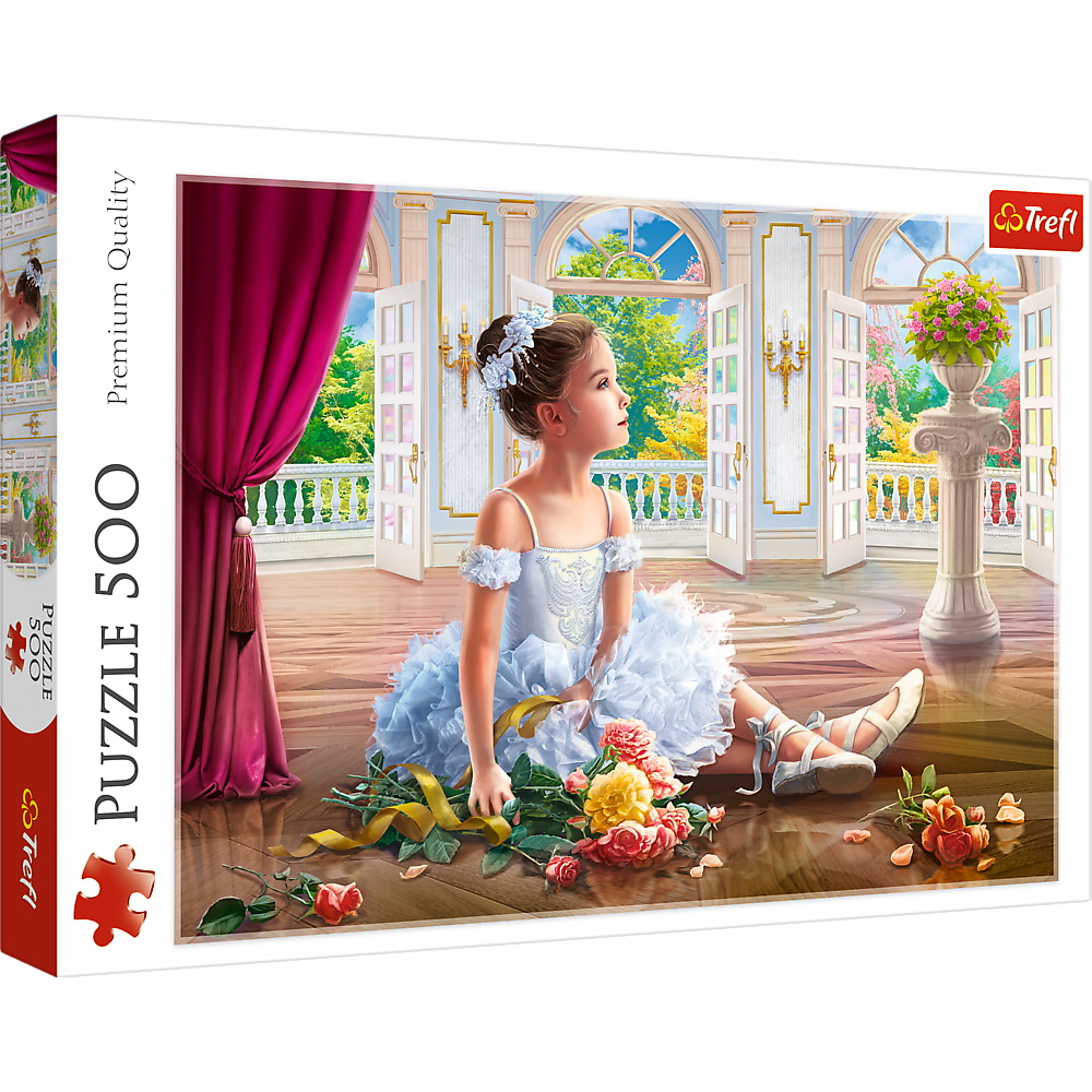 Puzzle Micuta Balerina | Trefl
