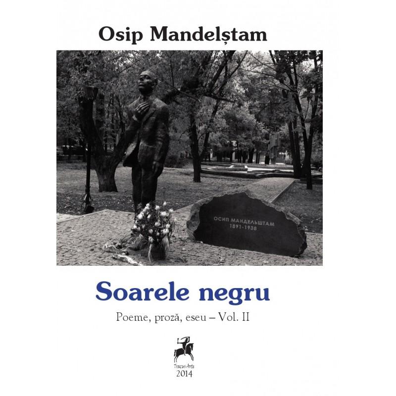 Imagine Soarele Negru - Osip Mandelstam