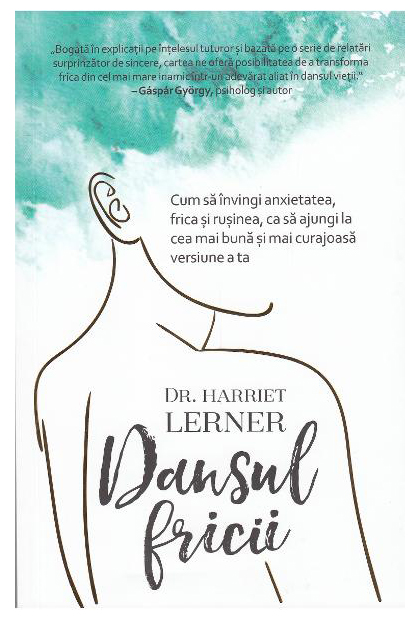 Imagine Dansul Fricii - Harriet Lerner