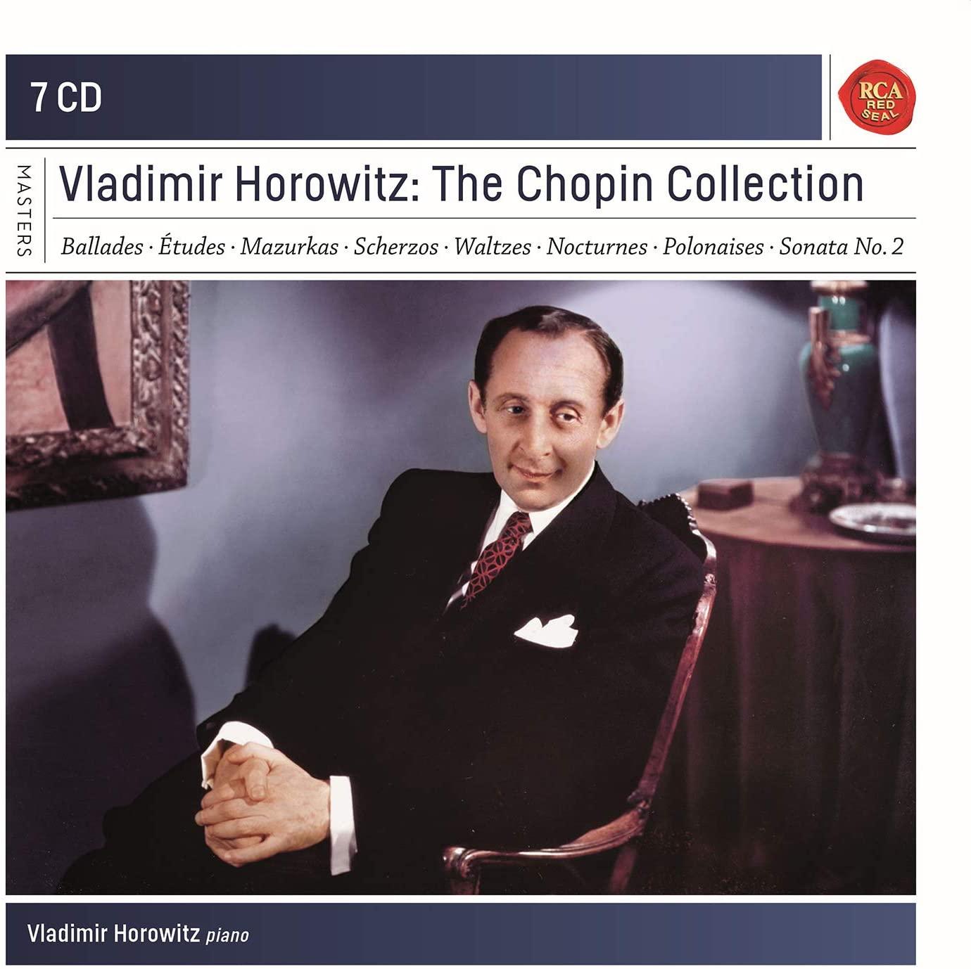 Vladimir Horowitz: The Chopin Collection (Box Set)
