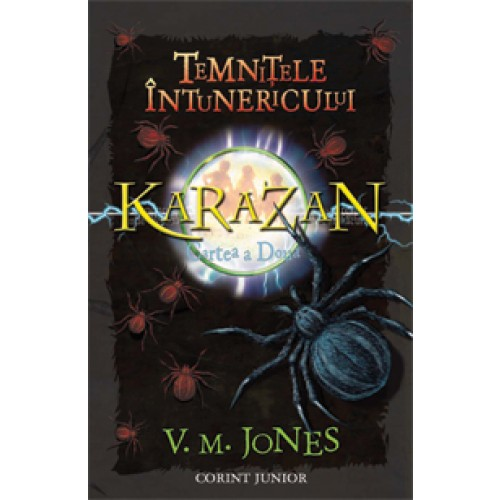 Karazan Vol. II - Temnitele Intunericului   V.M. Jones