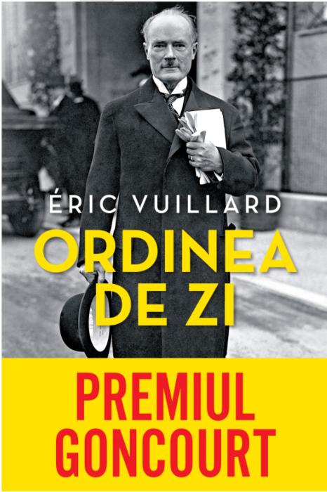 Ordinea de zi | Eric Vuillard