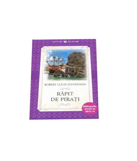 Rapit de pirati | Robert Louis Stevenson