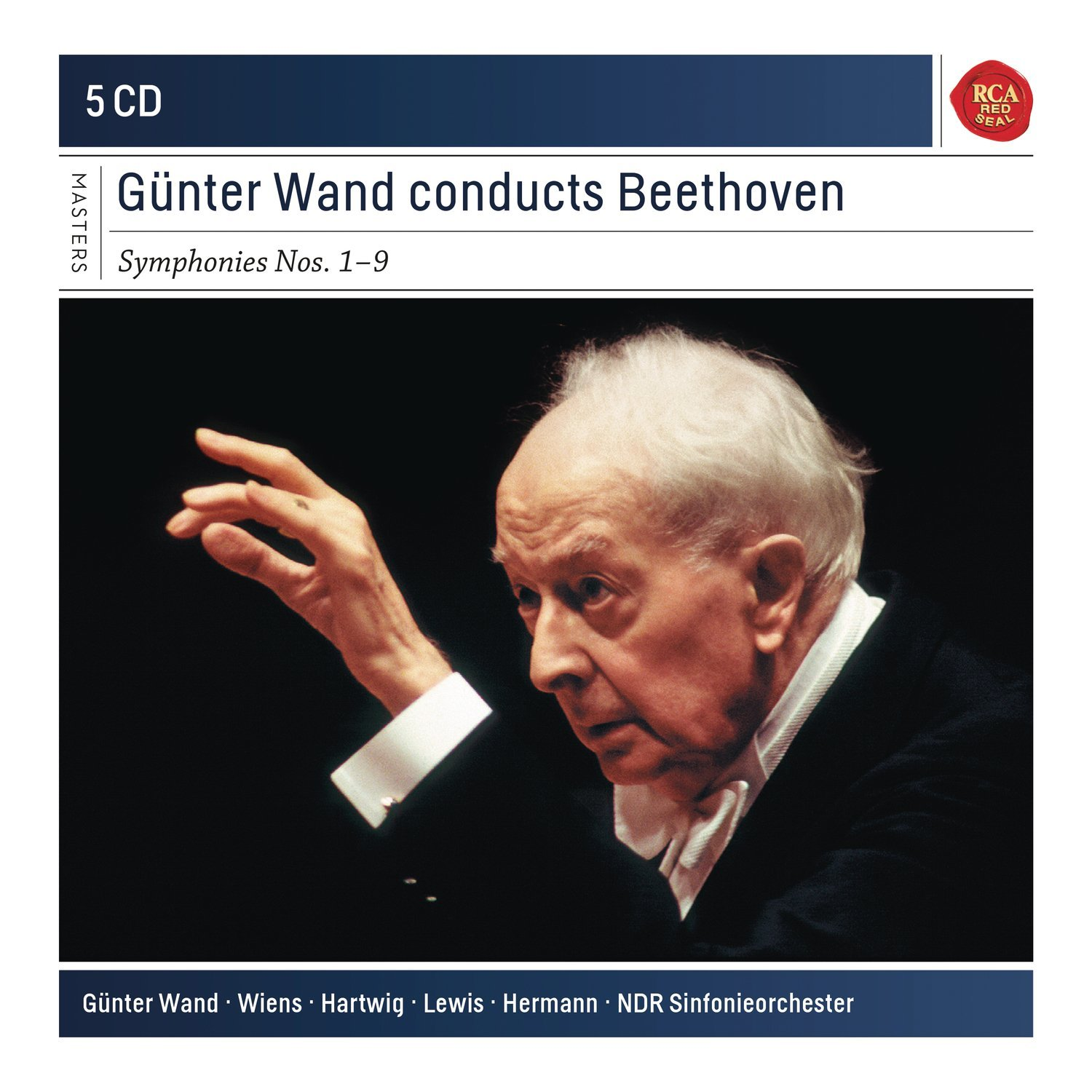 Gunter Wand conducts Beethoven