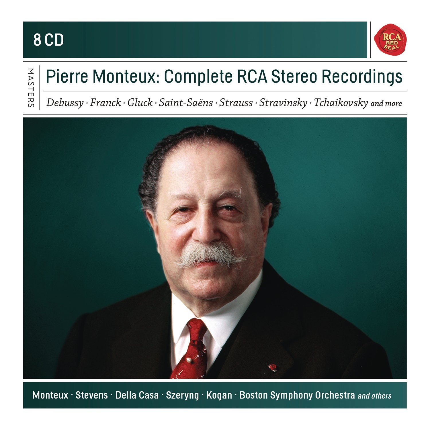 Pierre Monteux - The Complete RCA Stereo Recordings - CD