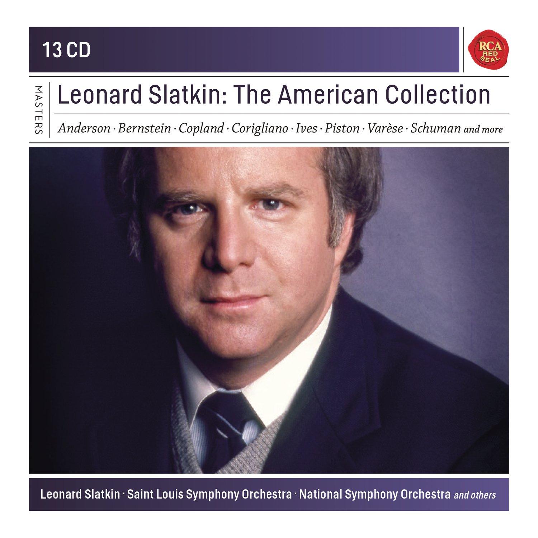Leonard Slatkin: The american collection