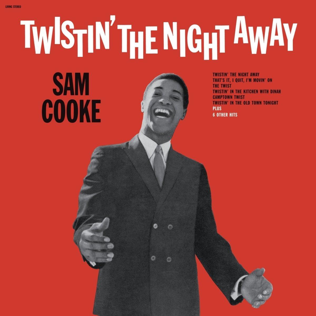Twistin The Night Away - Vinyl