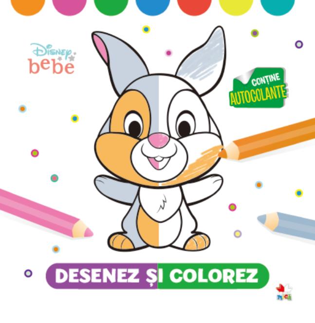 Desenez si colorez