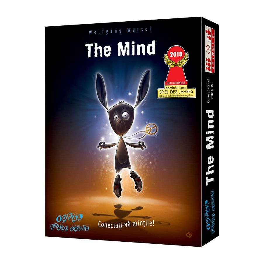 The Mind | Ideal Board Games