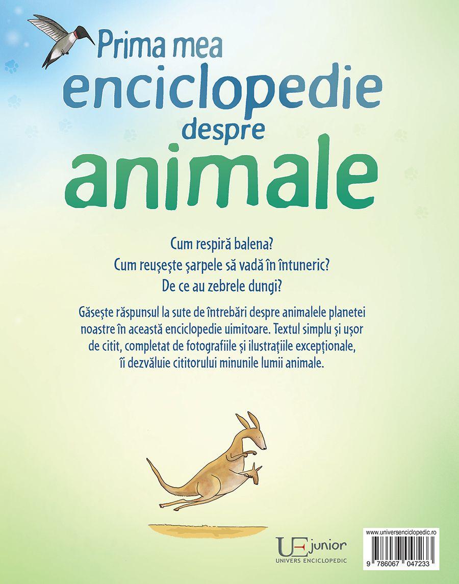 Prima mea enciclopedie despre animale | - 1