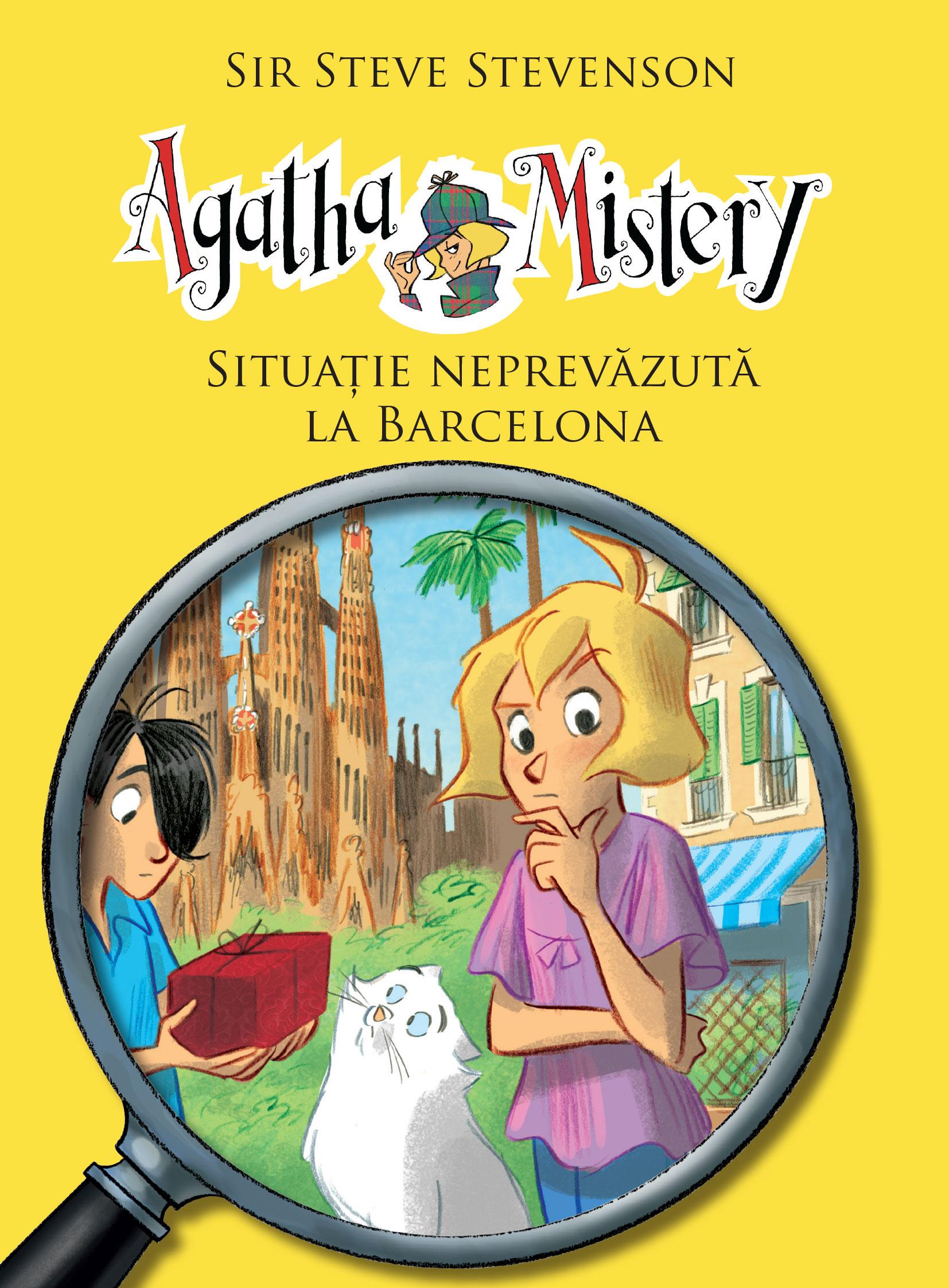 Agatha Mistery | Sir Steve Stevenson