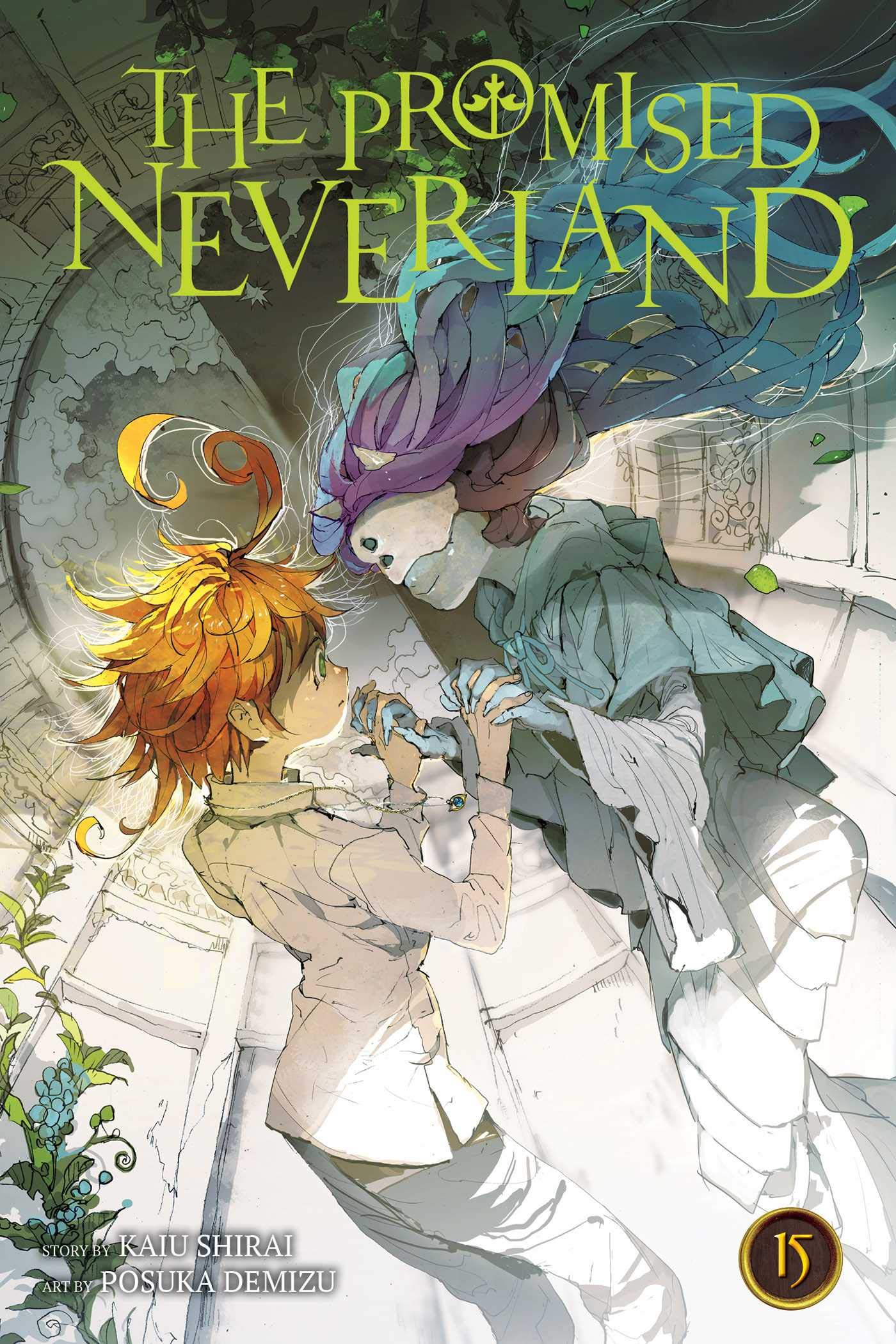 The Promised Neverland - Vol. 15