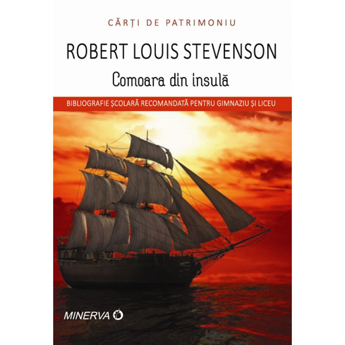 Comoara din insula | Robert Louis Stevenson