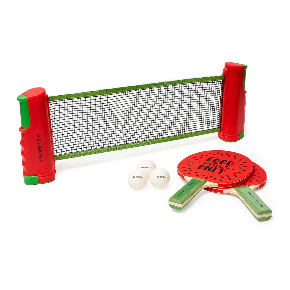 Set palete tenis de masa - Watermelon
