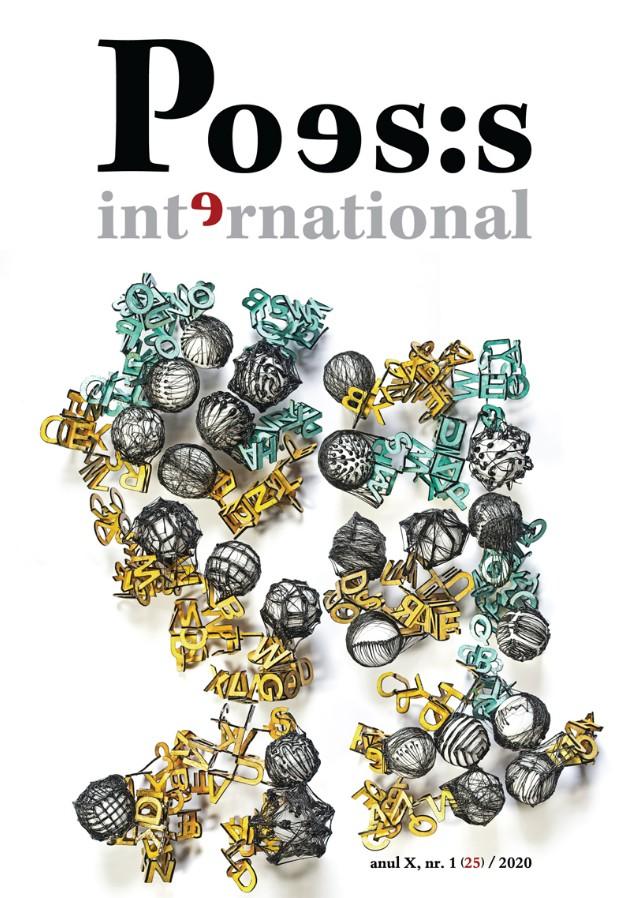 Revista Poesis International Nr.1 (25) / 2020