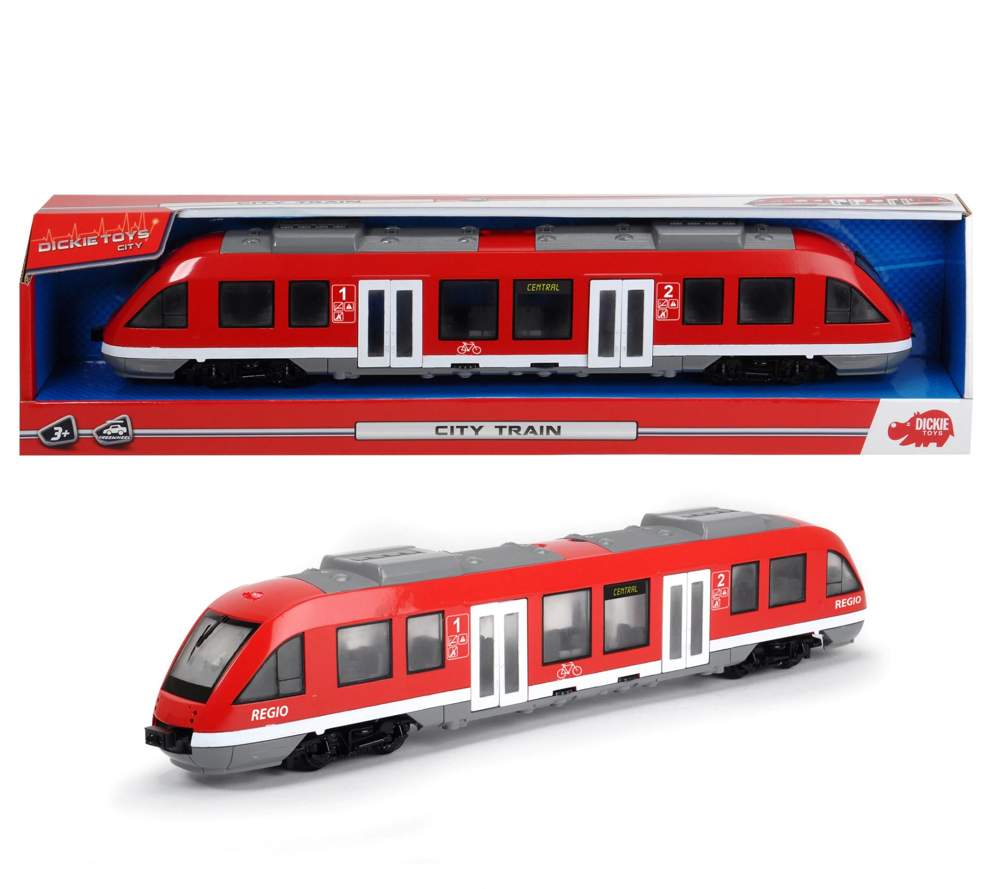 Jucarie - Tren Regio 45cm | Dickie Toys