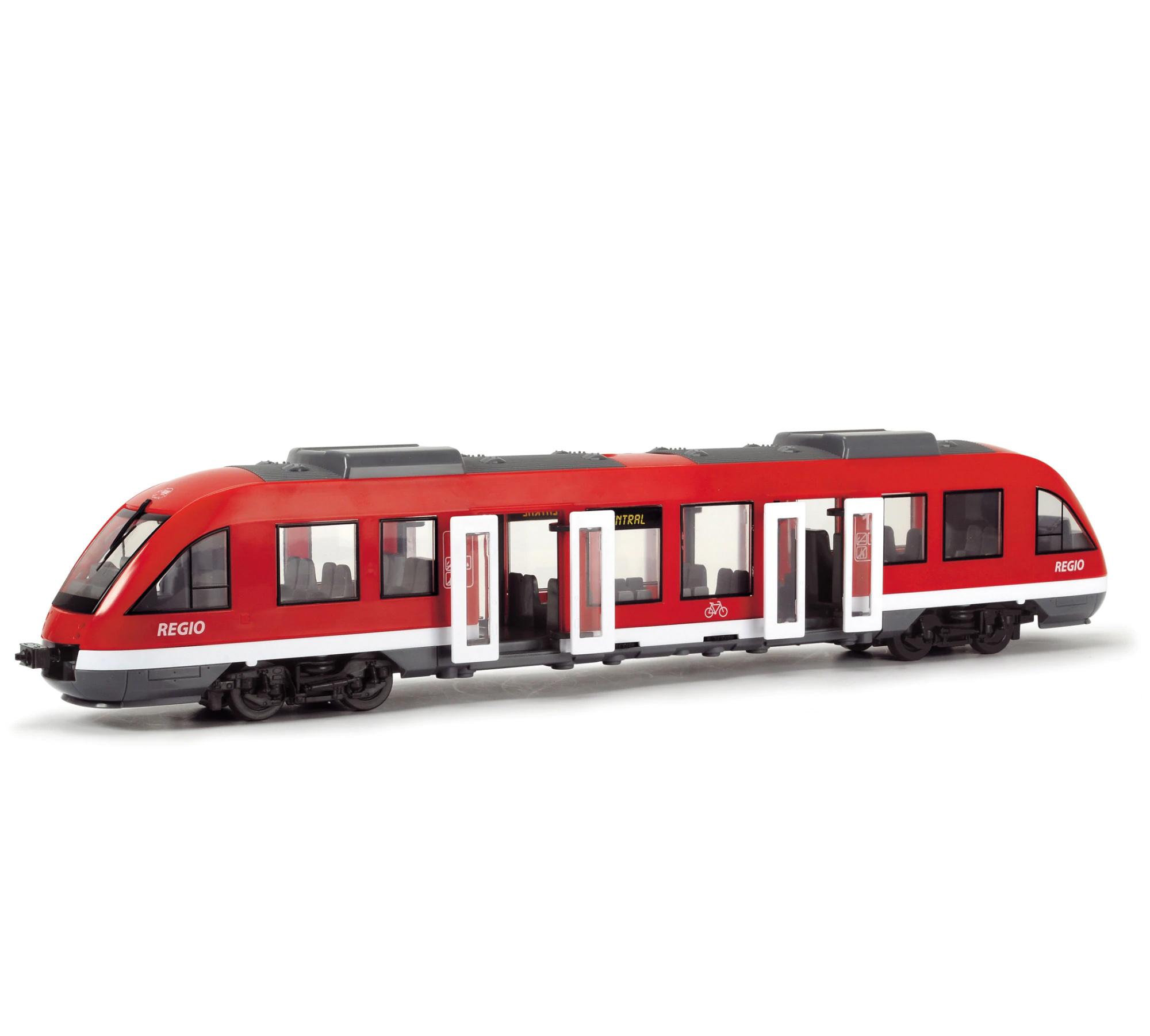 Jucarie - Tren Regio 45cm | Dickie Toys - 2