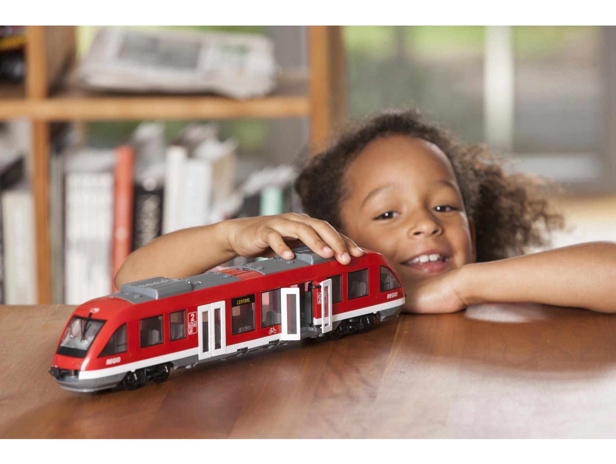 Jucarie - Tren Regio 45cm | Dickie Toys - 1
