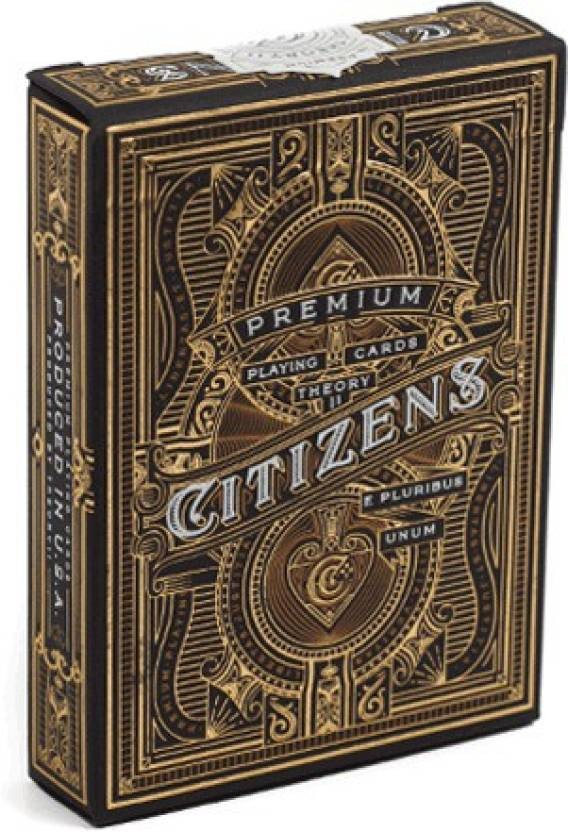 Carti de joc - Citizens   Theory11 - 2