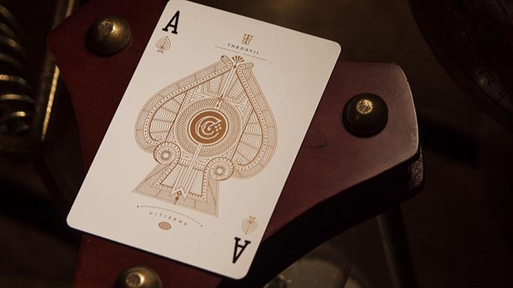 Carti de joc - Citizens   Theory11 - 1