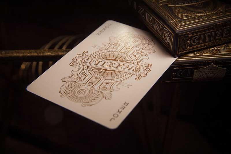Carti de joc - Citizens | Theory11
